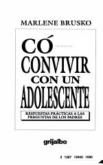 Como Convivir Con Un Adolescente/How to Live With a Teenager