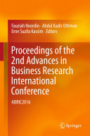 Proceedings of the 2nd Advances in Business Research International Conference