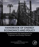 Handbook of Energy Economics and Policy PDF