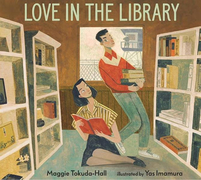 Download Love in the Library Book