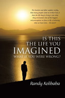 Is This the Life You Imagined Book
