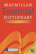 Macmillan Essential Dictionary for Learners of English PDF