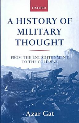 A History of Military Thought PDF