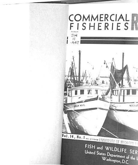 Commercial Fisheries Review PDF
