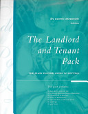 The Landlord and Tenant Pack
