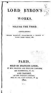 Lord Byron's Works ...