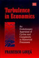 Turbulence in Economics PDF