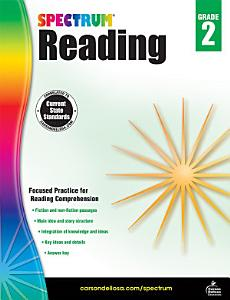 Spectrum Reading Workbook  Grade 2 PDF