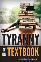 Tyranny of the Textbook PDF