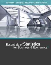 Essentials of Statistics for Business and Economics: Edition 8