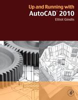 Up and Running with AutoCAD 2010 PDF