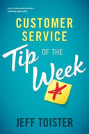 Customer Service Tip of the Week