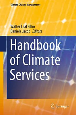 Handbook of Climate Services
