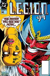 L.E.G.I.O.N. (1989-) #64