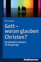 Gott   woran glauben Christen  PDF