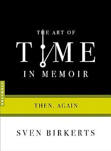 The Art of Time in Memoir Book