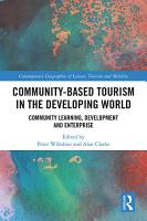 Community Based Tourism in the Developing World PDF