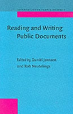 Reading and Writing Public Documents PDF