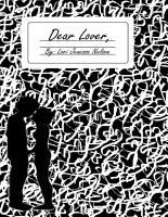Dear Lover  PDF