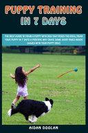 Puppy Training in 7 Days PDF