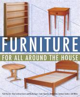 Furniture for All Around the House PDF