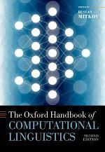 Oxford Handbook of Computational Linguistics, Second Edition
