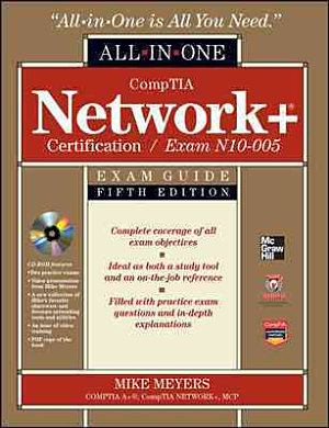 CompTIA Network  Certification All in One Exam Guide  5th Edition  Exam N10 005  PDF