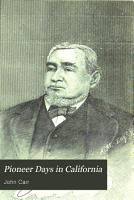 Pioneer Days in California PDF