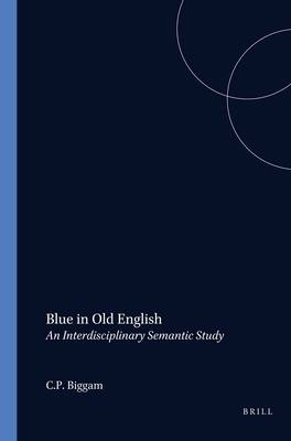 Blue in Old English