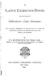 A Latin Exercise-book