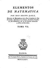 Elementos de matemática: Volumen 7