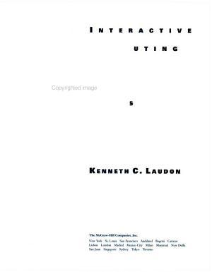 Interactive computing PDF