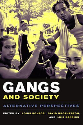Gangs and Society PDF