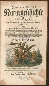 Naturgeschichte der Vögel: 6