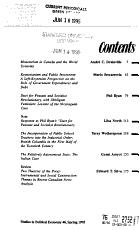 Studies in Political Economy PDF