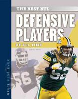 The Best NFL Defensive Players of All Time PDF