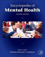 Encyclopedia of Mental Health PDF
