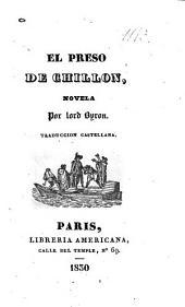 El preso de Chillon: novela