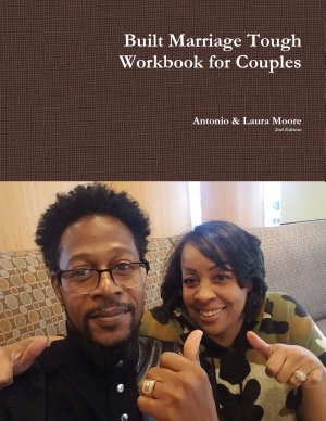 Built Marriage Tough   Workbook for Couples