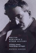 Walter Benjamin's Other History