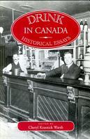 Drink in Canada PDF