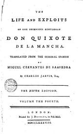 The Life and Exploits of the Ingenious Gentleman Don Quixote de la Manche,2