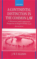 A Continental Distinction in the Common Law PDF