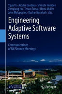 Engineering Adaptive Software Systems