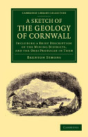 A Sketch of the Geology of Cornwall
