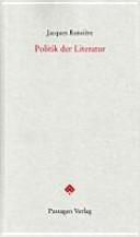 Politik der Literatur PDF