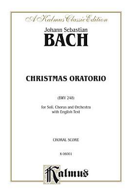 Christmas Oratorio  BWV 248  PDF