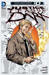 Justice League Dark (2012-) #0