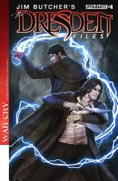 Jim Butcher's The Dresden Files: War Cry #4