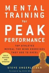 Mental Training For Peak Performance Book PDF